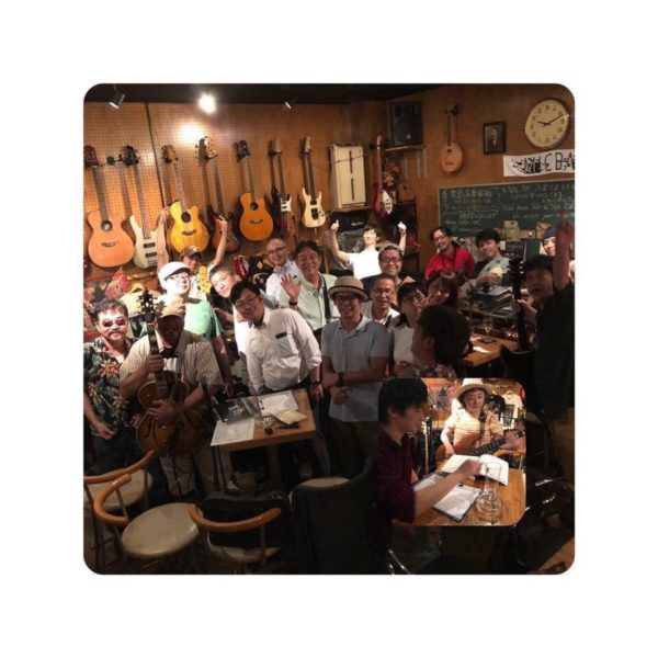 【Session】(Jazz)第28回超スーパー初心者ジャズセッション @ music bar Hi-FIVE | 大阪市 | 大阪府 | 日本
