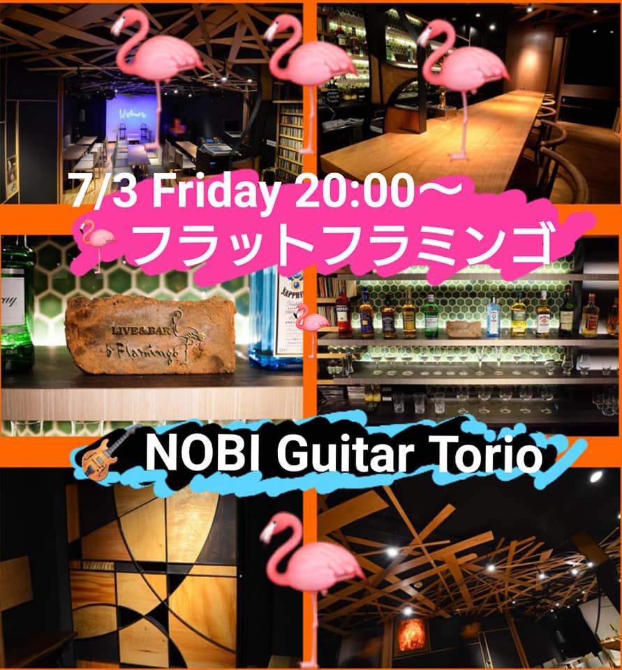 【Live】(Blues)ギタートリオ